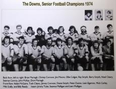 1974 Senior Champions