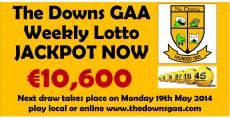 Lotto now worth €10,600 !