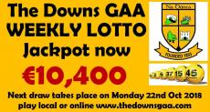 Club Lotto Jackpot €10,400 !