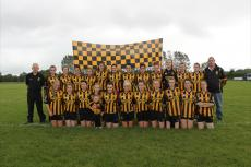 Junior Ladies County Final 2012