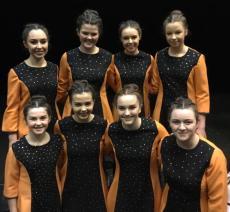 Figure Dancers County Champions