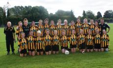 The Downs Ladies League Final 2014