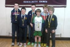 Community Games U12 Chess County Champions
