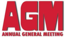 AGM on Sat 8th December 7pm