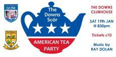 Scór Tea Party this Sat
