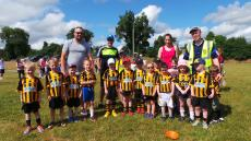 U6 Blitz in Killucan