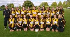 Girls U14 Div 3 County Final