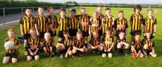 Boys U10's @ Ballinacargy 19th July 2016