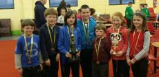 Community Games U12 Draughts County Champions