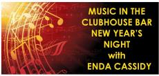 Live music with Enda Cassidy on New Year's Night