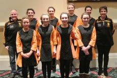Rince Foirne: All Ireland Finalists, County and Leinster Champions