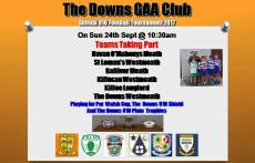 Pat Walsh Cup this Sunday