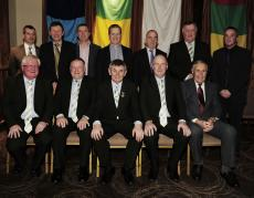 Westmeath guests at recent Leinster GAA Awards