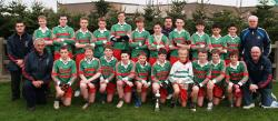 Under 13 Football League Winners 2012