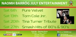 Entertainment July 2019