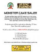 Lip Sync - Cake Sale!