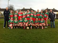 Under 16 Girls v Clontarf