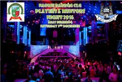 Players and Mantors Night 2016 Saturday 3rd December