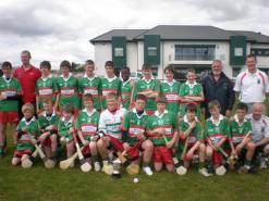 U14 Féile Winning Team 2010