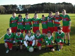 U12a Team 2010