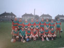 Junior Hurling Team 1998