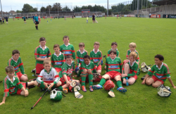Under 11 Camaint Semi Final defeat