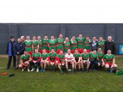 Intermediate Senior B Championship 2013 Winners