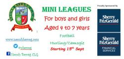Mini Leagues Are Back!