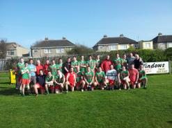 Junior C Football Team 2012