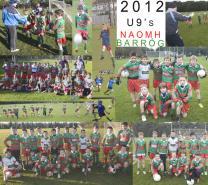 Year 2003 Boys. U9 2012