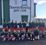 Féile Girls Football Team 2018