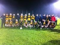 Division 3 football league champions 2011