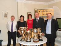 Committe and trophies