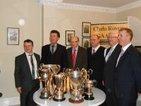 2013 Selectors and trophies