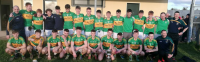 Under 21A Mid Cork Champions 2018