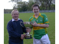 Muskerry Cup Presentation 2012