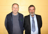 Kilmurry and Cloughduv Chairman at launch