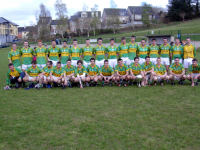 Muskerry Cup Winners 2012