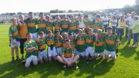 2015 Under 15 B County Champions