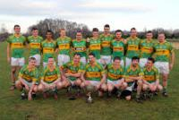Muskerry Cup winners 2015