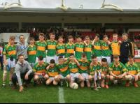 Under 16 County Champions