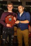 Fergus U21 Hurler of the year