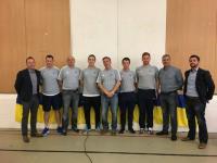 Kinsale C.S. new hurling coaches