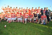 Intermediate League Final 2011
