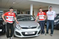 Nyhan Motors Kia - New Main Club Sponsor