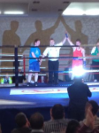 Tim Lordan Boxing Champ!