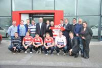 Nyhan Motors Kia - New Club Main Sponsor