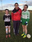 Stephanie Regan Officiates Feile 2016