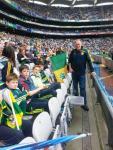 Beaufort G.A.A. Group at All Ireland final 2015