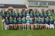 Kerry Under 16 Ladies. All Ireland Champions (c)